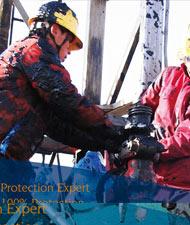 防酸碱防油拒水防护服