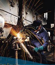 焊工防护服